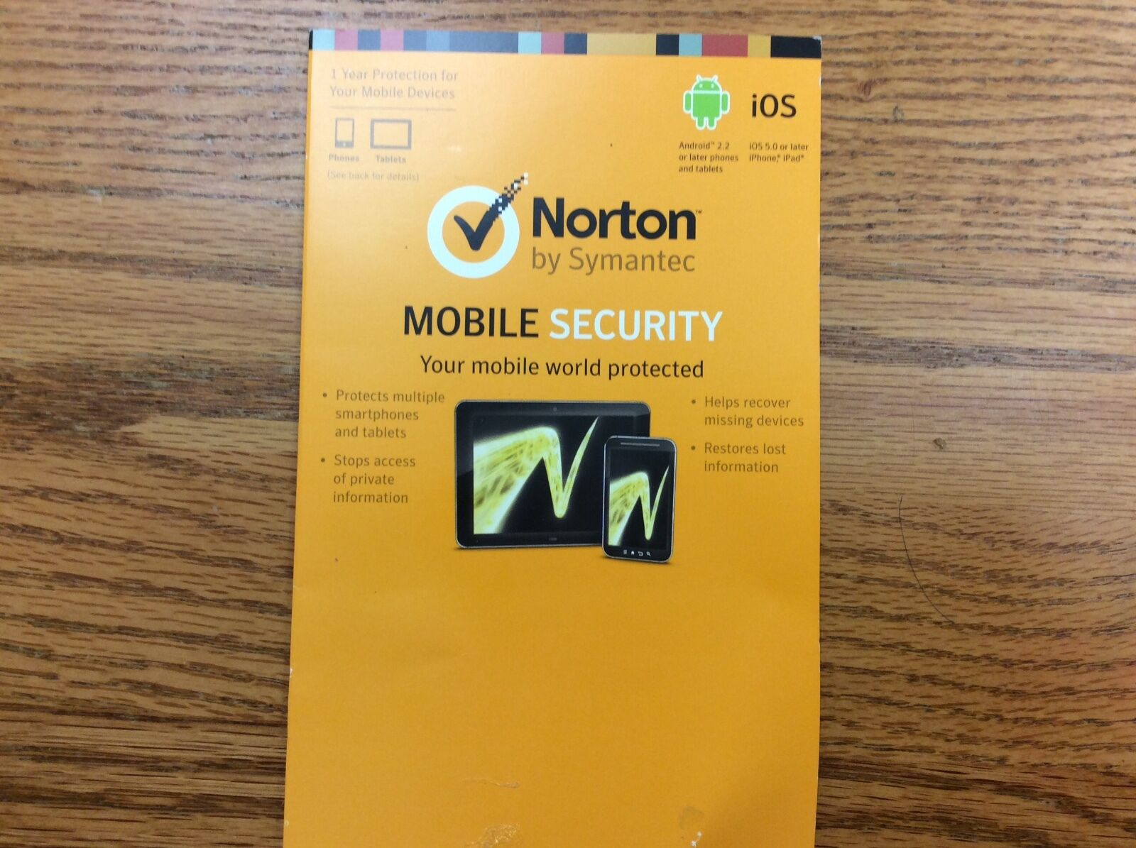Norton for android